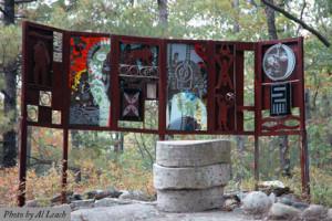 #14 Windows into Big Bear Mountain - Solomon Isekeije, Nigeria / USA